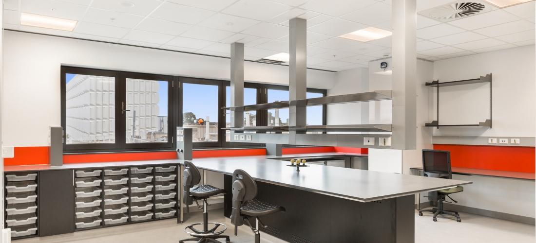 Laboratory Design Trends